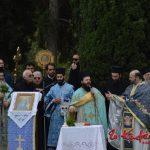 Θεοφάνεια Ν. Φιλαδέλφεια - Αγιασμός ρήψη Τιμίου Σταυρού
