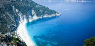 Ελλάδα-θάλασσα-ακτές-γαλάζια-σημαία