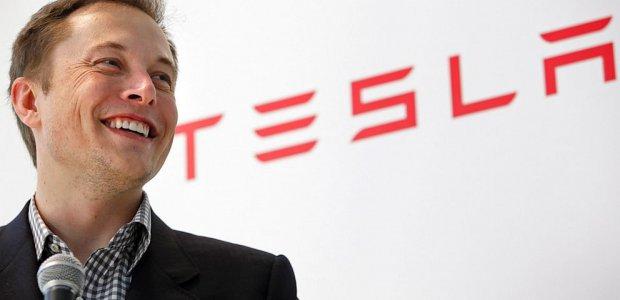 Ο πρόεδρος και ιδρυτής της Tesla, Elon Musk.